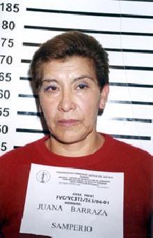 Juana Barraza A.K.a. the Old Lady Killer