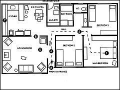 Cottage Floor Plans together with Adirondack Floor Plan as well Apartment Springfield Mo The Abbey Along With 2 Bedroom Floor Plan Image further Yurt Floor Plans as well Plano De Casa Simple Y Moderna De Un Dormitorio. on tiny kitchen floor plans