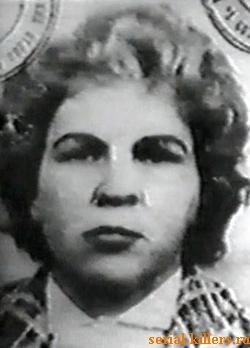 Chikatilo's oldest victim. She was killed in Aviators' Park, Rostov.