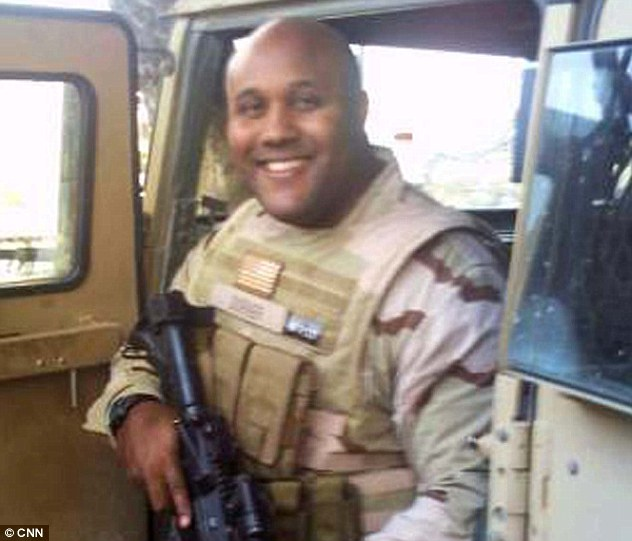 Christopher Dorner Photos Murderpedia The