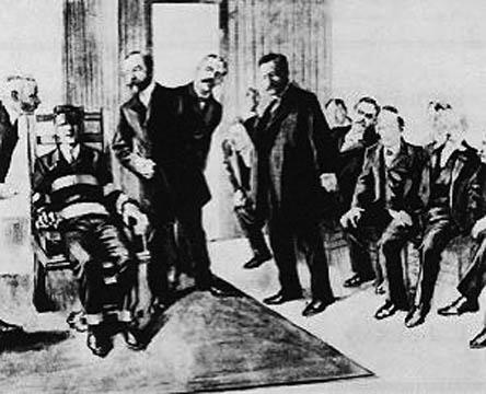William kemmler photos murderpedia the encyclopedia - Execution en direct chaise electrique ...