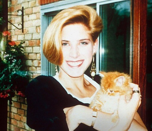 Rachel Nickell: stabbed on Wimbledon Common.