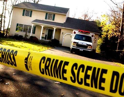 Chris Porco Murder Crime Scene Photos