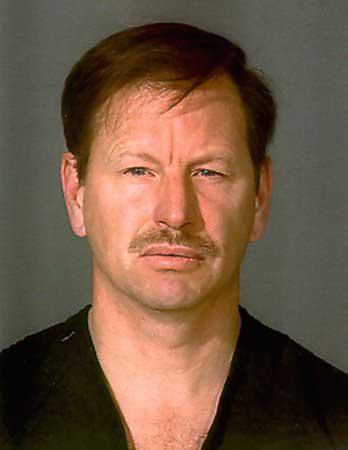 King county sheriff s booking mug gary leon ridgway gary leon ridgway
