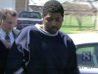 In the summer of 2004, he was charged with eight crimes.
